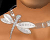 !Mwok dragonfly choker