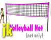 Volleyball Net (only)