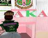 Aka Pledge Shackle