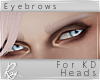 Rosewater Fate Eyebrows