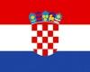 Croatia flag animated
