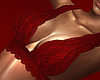 ( valentine deep bra )