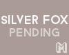 SILVER FOX Folded Ears