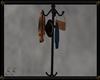 Rainy Coat Rack
