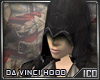 ICO Da Vinci Hood F