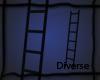 D* Black ladder.