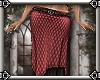 ~E- Autumn Skirt Red
