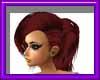 (sm)red pony tail braids