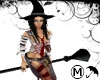 Witch Broom M/F *ME*