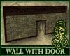 Divider Wall w Door