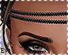 ED* Black Headband