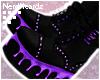 ☯Purple Boots (F)☯