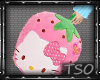 TSO~Dev StrawBerry Plush