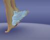 White Leg Fur
