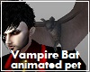 Vampire Bat Animated Pet