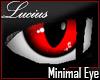Minimal Lucius Eye