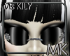 [MK] Iron Cross Glasses