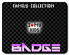 I <3 My Kids Badge