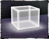 *L* Neon Cube Wht.