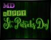 St.Patricks Day Room