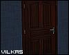 V* .Rustic Door 2.