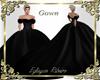 EG-Gown Black