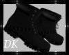 -DK- Urban Boots Black