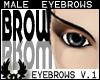 -cp Male V.1 Eyebrows