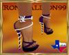 IS Dark Purple Shoes