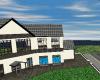 Elegant House w Terrain