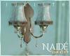 J! Naidé wall lamp