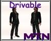 M1 Derivable Casual Suit