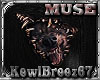 ~KB~ Wolf Bust-Out Muse