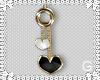 G l Black/White Heart