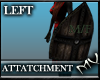 (MV) M/F - Left Shield