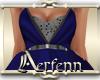 A:Starlight Blue Gown