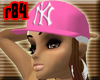 [r84] Pink NY Cap5 BrwnH