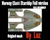 Norway Class Starship LA