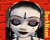 Gothic skin for girl