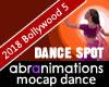 2018 Bollywood 5 Spot