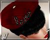 *W* Lucie Beret Hat
