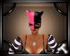 *T Cat Mask Pink