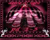 pink dome dj light