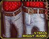 ►Baggy Jeans Fendi