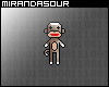 Pixel Sock Monkey [MS]