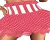 hb raspberry skirt