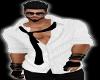 Sexy White Shirt/Tie