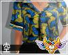 空. African shirt
