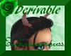 Derivable Horns M/F