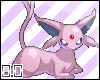 o.0 Espeon Sticker